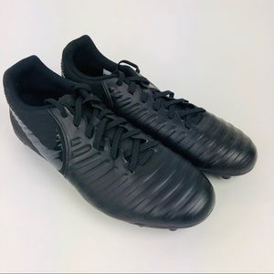 Nike Tiempo Legend 7 Club FG Soccer Cleats Black 8